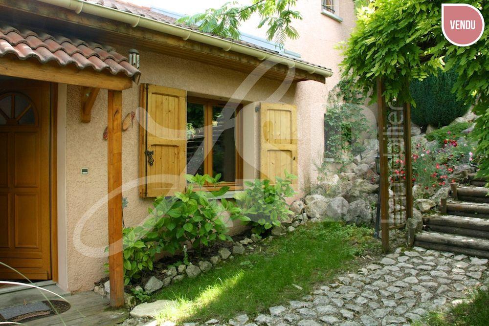 villa individuelle maison villa vendre renage 38